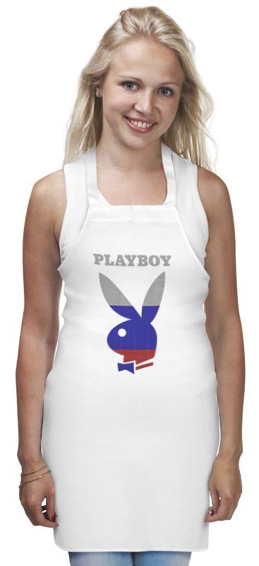 Фартук Printio Playboy россия безрукавка playboy x 007119