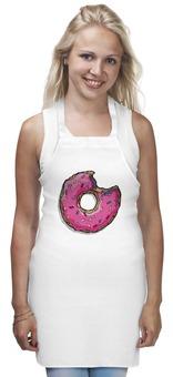 """Фартук """"Сладости"""" - сладости, пончики, выпечка, doughnut"""