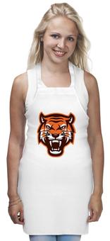 "Фартук ""Тайгер"" - кот, животные, природа, тигр"