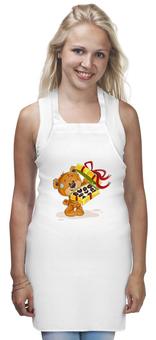 """Фартук """"Мишка Тэдди"""" - конфеты, медведь, медвежонок, игрушка, мишка тэдди"""