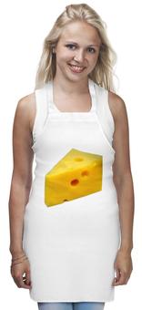 "Фартук ""Cheese"" - еда, food, оригинально, сыр, cheese"