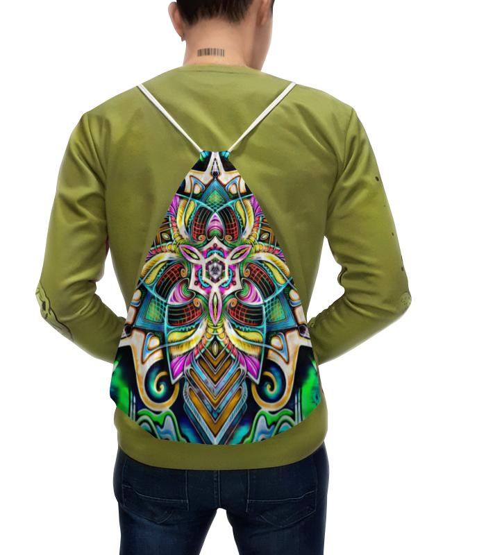 Рюкзак с полной запечаткой Printio Mandala hd 4 рюкзак с полной запечаткой printio mandala hd2