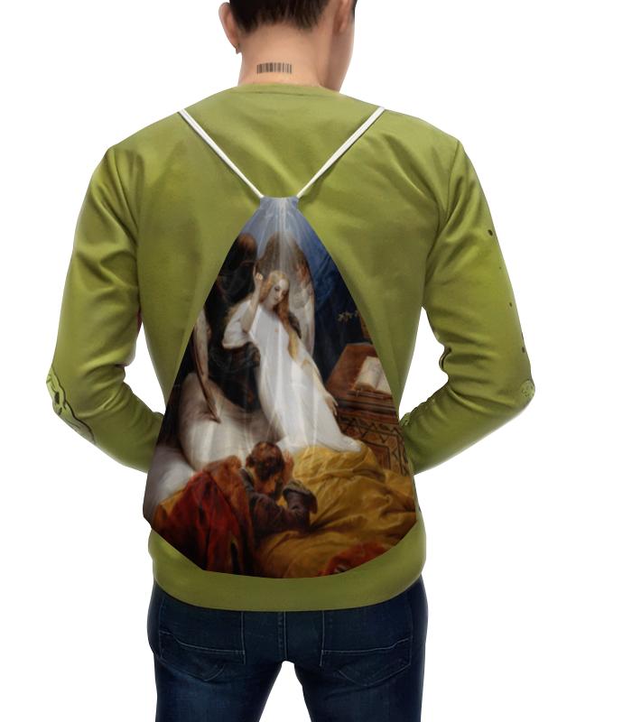 Рюкзак с полной запечаткой Printio Ангел смерти (орас верне)