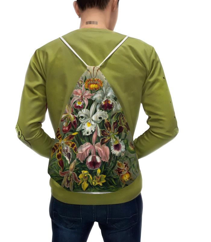 Рюкзак с полной запечаткой Printio Орхидеи (orchideae, ernst haeckel) самые дешевые орхидеи в москве