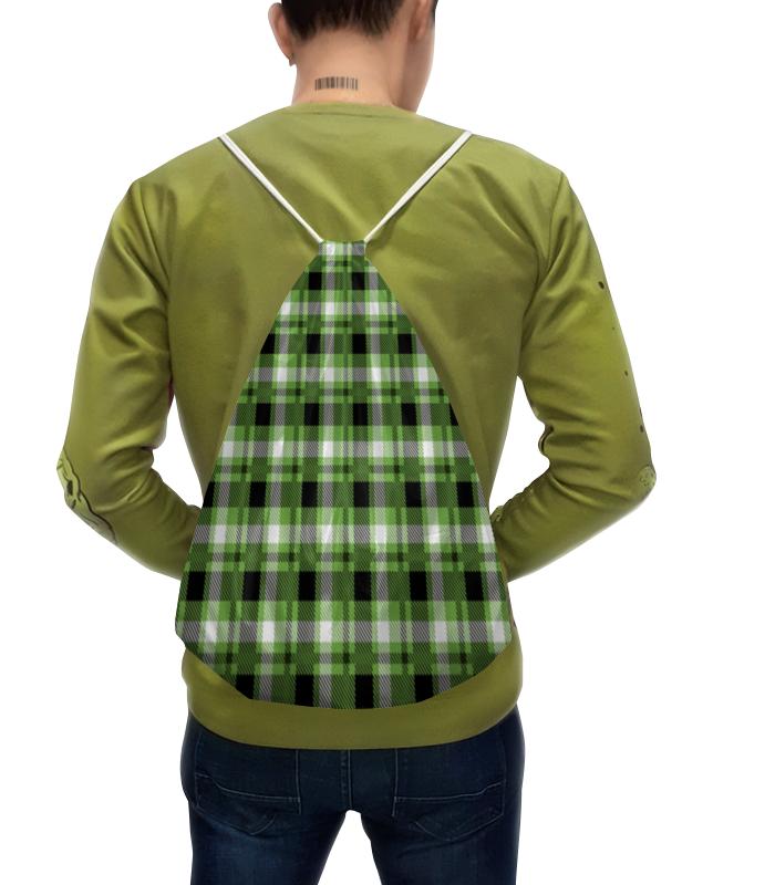 Рюкзак с полной запечаткой Printio Зеленая клетка грин рэй кукуруза грин рэй 340г