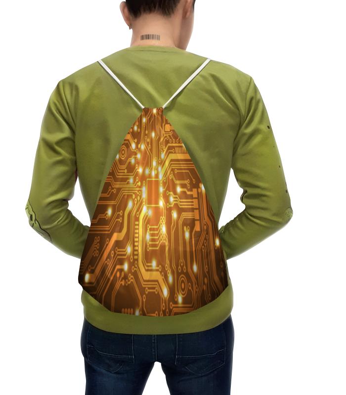 Рюкзак с полной запечаткой Printio Огоньки пен п огоньки светлячков