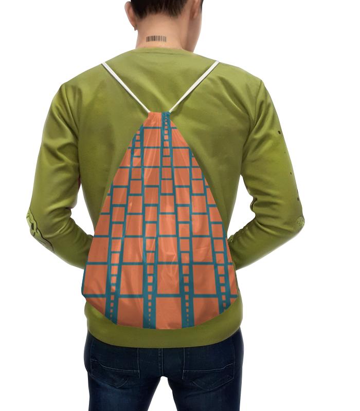 Рюкзак с полной запечаткой Printio Квадраты шоколадка 35х35 printio квадраты