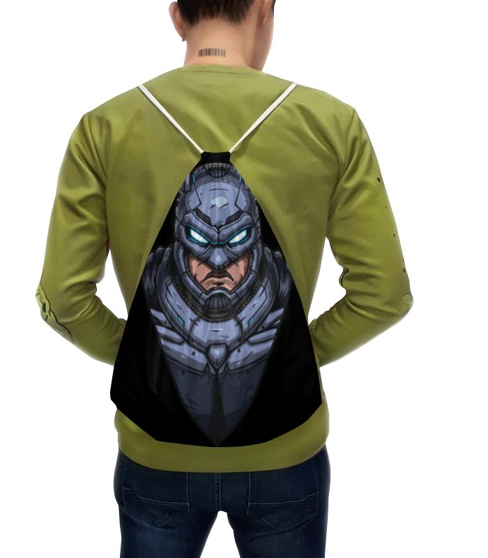 Рюкзак с полной запечаткой Printio Batman / бэтмен рюкзак с полной запечаткой printio искушение христа василий суриков