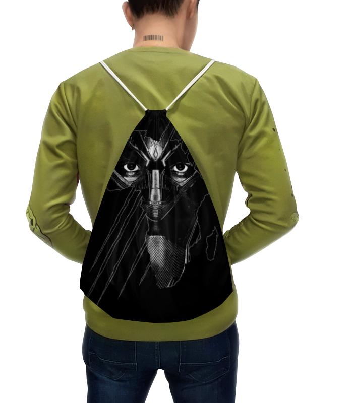 Рюкзак с полной запечаткой Printio Чёрная пантера футболка с полной запечаткой женская printio чёрная пантера 1
