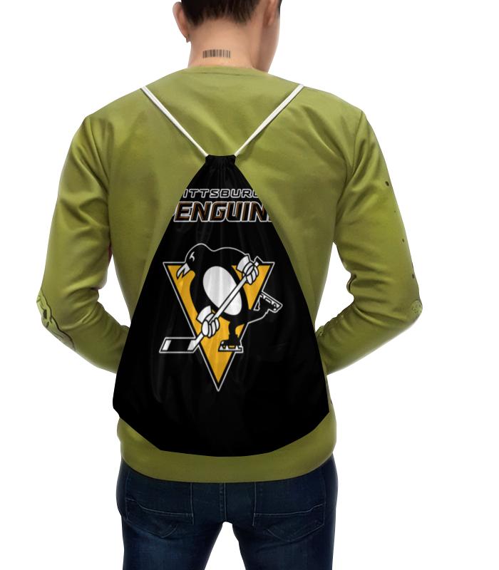 Рюкзак с полной запечаткой Printio Pittsburgh penguins свитшот унисекс с полной запечаткой printio pittsburgh penguins