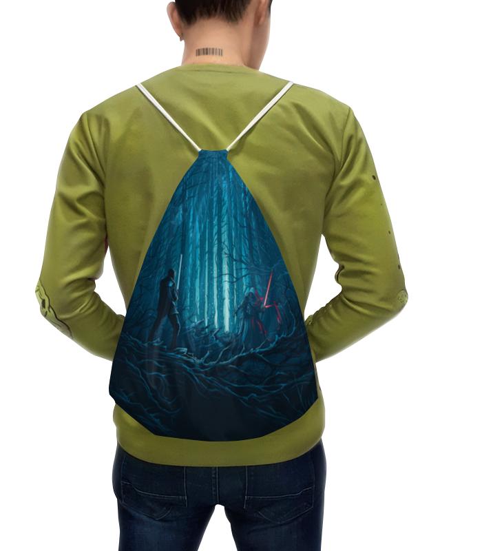 Рюкзак с полной запечаткой Printio Звездные войны рюкзак с полной запечаткой printio мишутка