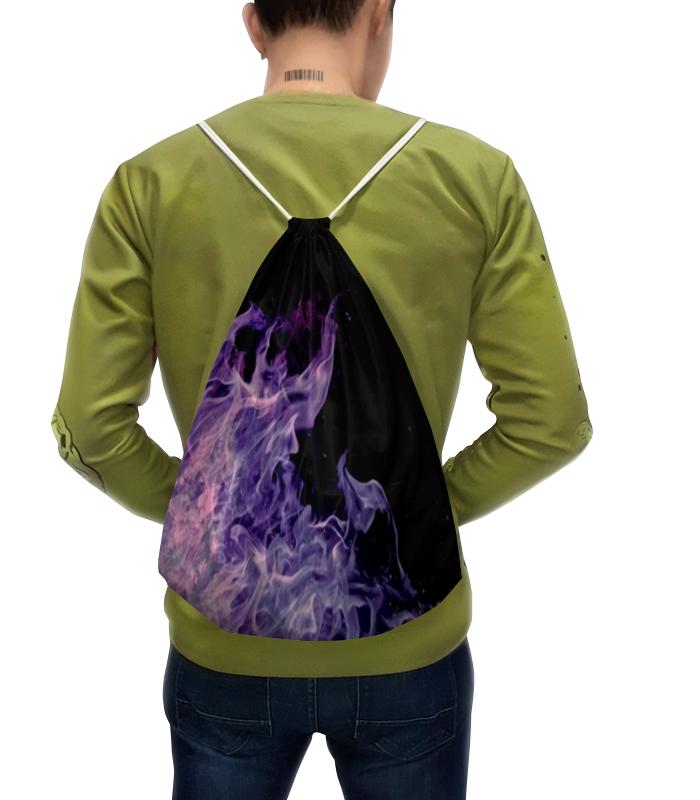 Фото - Рюкзак с полной запечаткой Printio Двухсторонний огонь рюкзак code code co073bwbyzk6