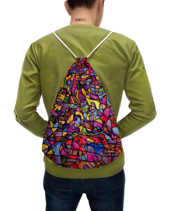 Рюкзак с полной запечаткой Printio Rrg`90`90=-= холст 50x50 printio rrg 90 90