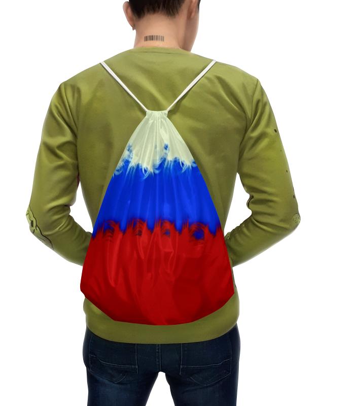 Рюкзак-мешок с полной запечаткой Printio Россия рюкзак мешок с полной запечаткой printio единорог