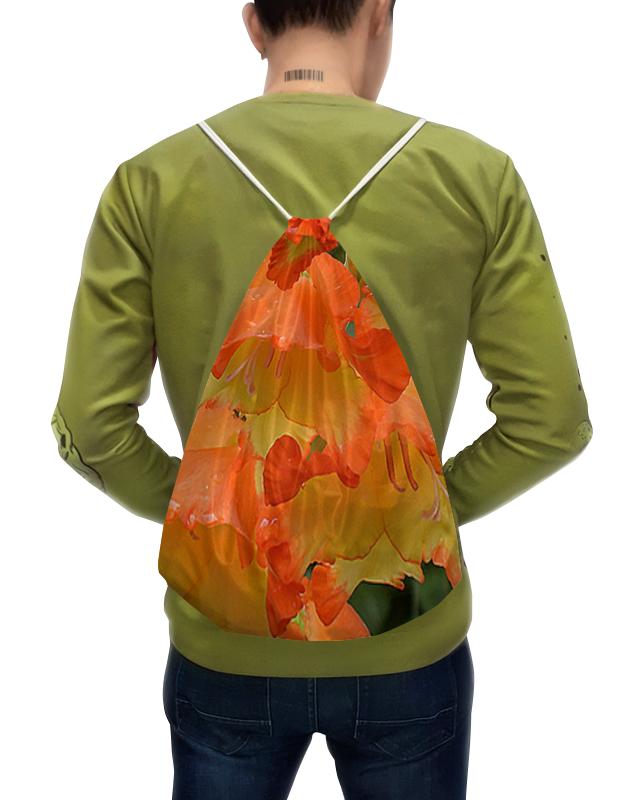 Рюкзак-мешок с полной запечаткой Printio Летнее настроение! платье летнее printio космос