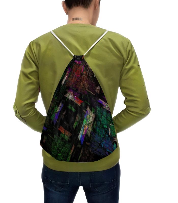 Рюкзак с полной запечаткой Printio Абстрактный дизайн