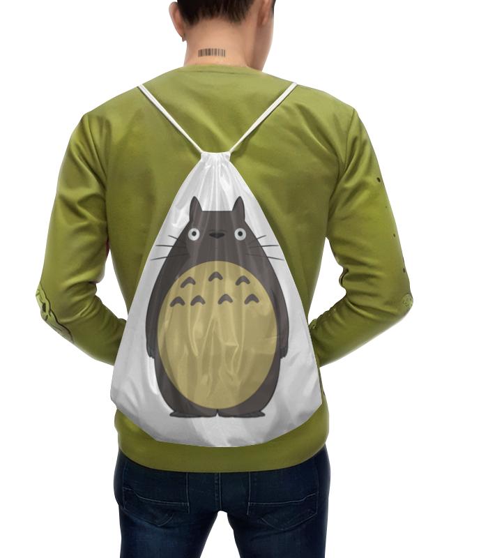 Рюкзак-мешок с полной запечаткой Printio Тоторо