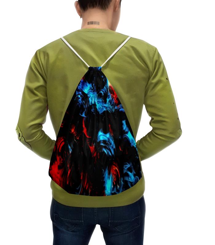 Рюкзак с полной запечаткой Printio красок