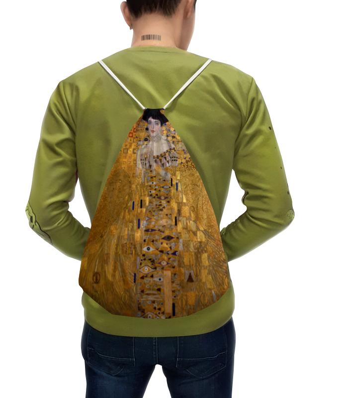 Рюкзак с полной запечаткой Printio Портрет адели блох-бауэр i (густав климт) евгений маурин адель звезда и смерть адели гюс