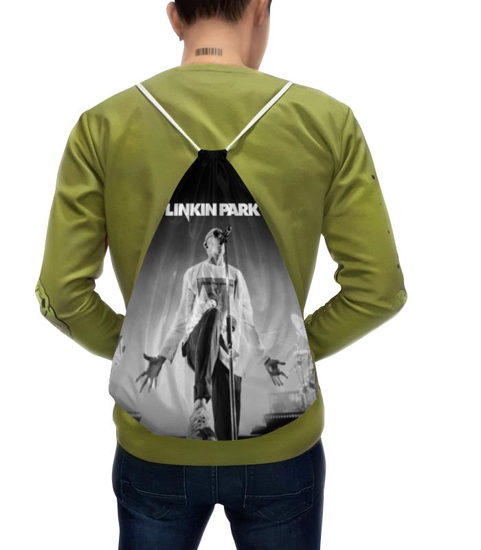 Рюкзак с полной запечаткой Printio Linkin park mens watches top brand luxury sapphire waterproof relogio stainless steel 2017 switzerland automatic mechanical men watch b5005