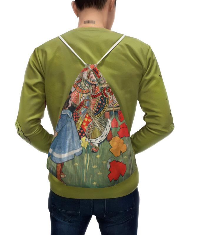 Printio Алиса, червонный король и королева (робинсон) михаэль фартуш синдром алисы в стране чудес