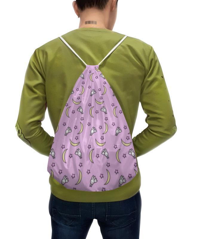 Рюкзак-мешок с полной запечаткой Printio Лунные кролики роман афанасьев лунные игры