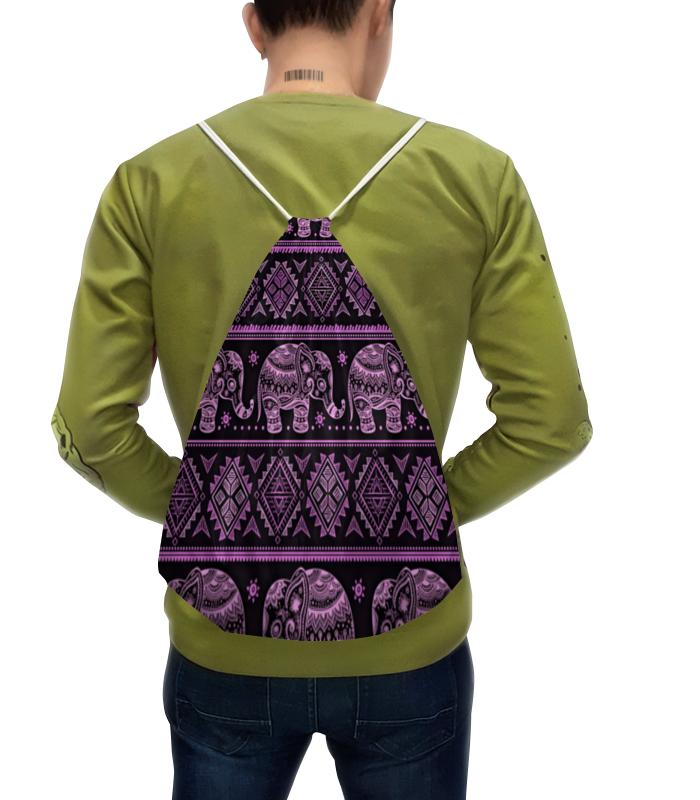 Рюкзак-мешок с полной запечаткой Printio Индия толстовка с полной запечаткой printio индия