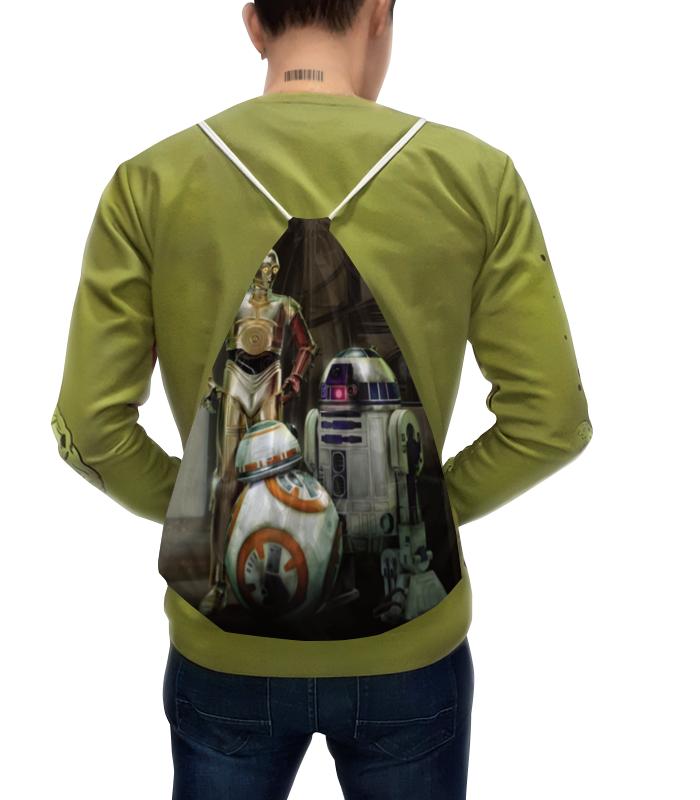 Рюкзак с полной запечаткой Printio Star wars рюкзак с полной запечаткой printio звездные войны star wars