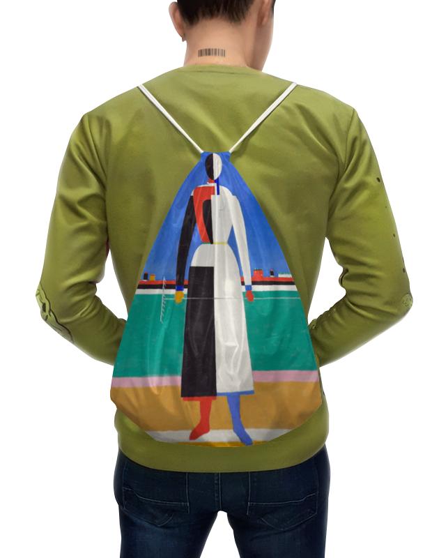 Printio Женщина с граблями (картина малевича) рюкзак мешок с полной запечаткой printio картина