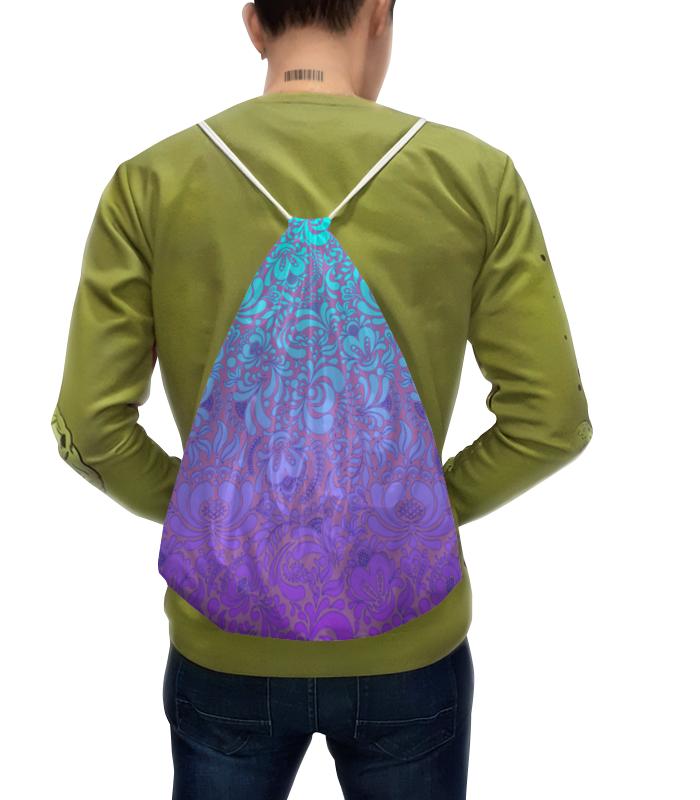 Рюкзак-мешок с полной запечаткой Printio Мираж рюкзак мешок с полной запечаткой printio персиковое дерево в цвету ван гог