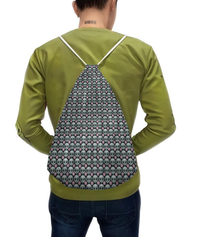 Рюкзак с полной запечаткой Printio Пришельцы рюкзак с полной запечаткой printio мишутка