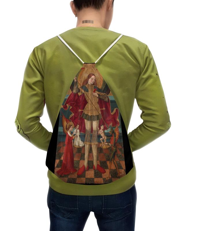 Printio Святой михаил взвешивает души чехол для iphone x xs объёмная печать printio святой михаил взвешивает души