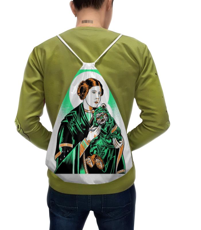 Рюкзак с полной запечаткой Printio Преподобная лея демченко с переск преподобная евфросиния полоцкая