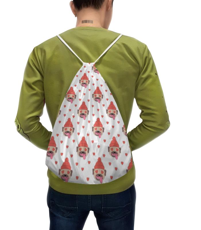 Рюкзак с полной запечаткой Printio Собака рюкзак с полной запечаткой printio пешеходный переход