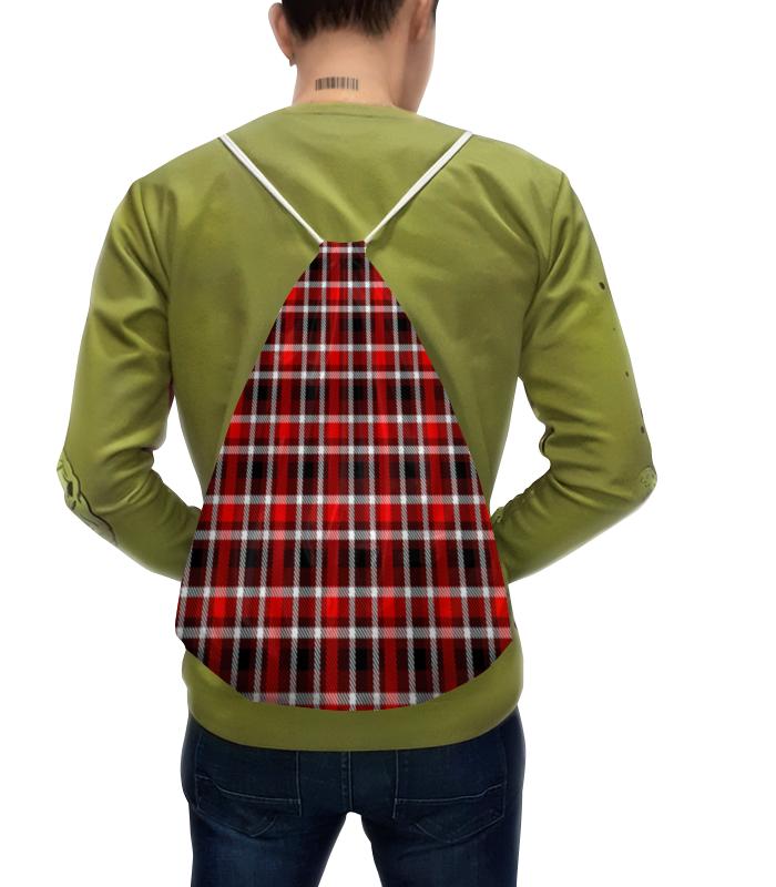 Рюкзак-мешок с полной запечаткой Printio Шотландка