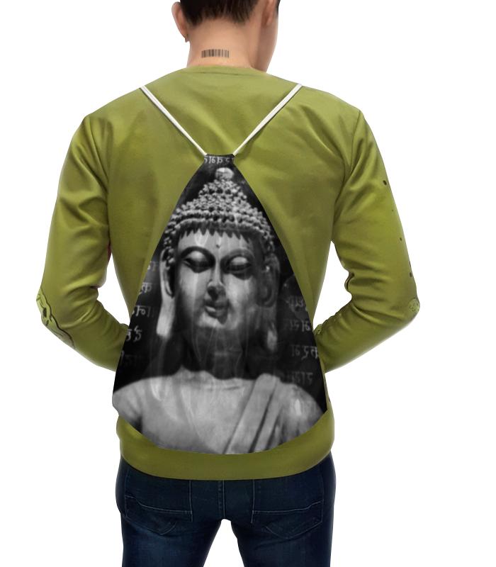 Рюкзак с полной запечаткой Printio Будда (письмена) коробка для футболок printio будда письмена