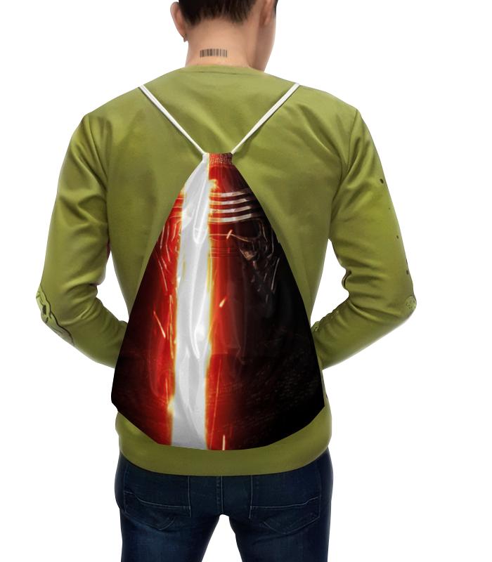 Рюкзак с полной запечаткой Printio Звездные войны - кайло рен рюкзак с полной запечаткой printio звездные войны кайло рен