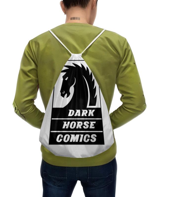 Рюкзак-мешок с полной запечаткой Printio Dark horse comics цена и фото