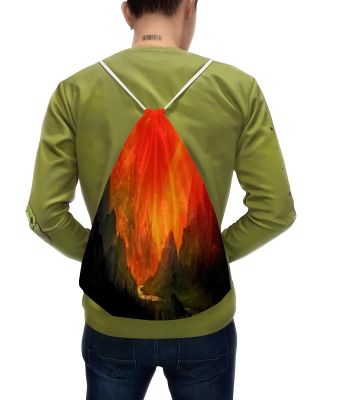 Printio Пламенный закат цена и фото