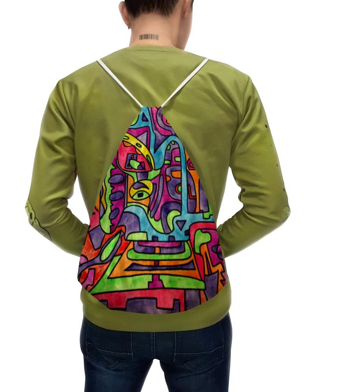 Рюкзак с полной запечаткой Printio Fp`pf-o[]80 футболка с полной запечаткой для девочек printio fp pf o[]80