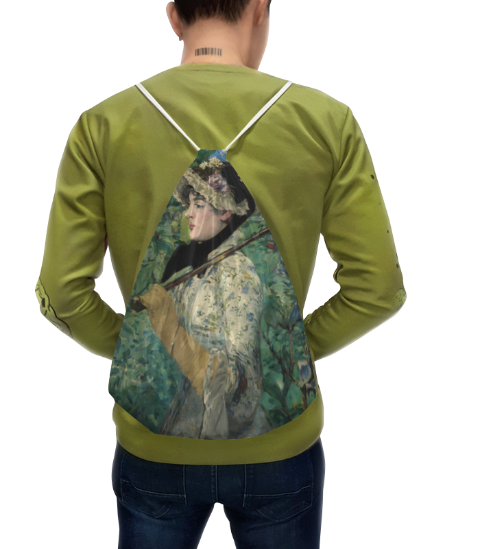 Рюкзак с полной запечаткой Printio Жанна (весна) (эдуард мане) эдуард арбенов феникс
