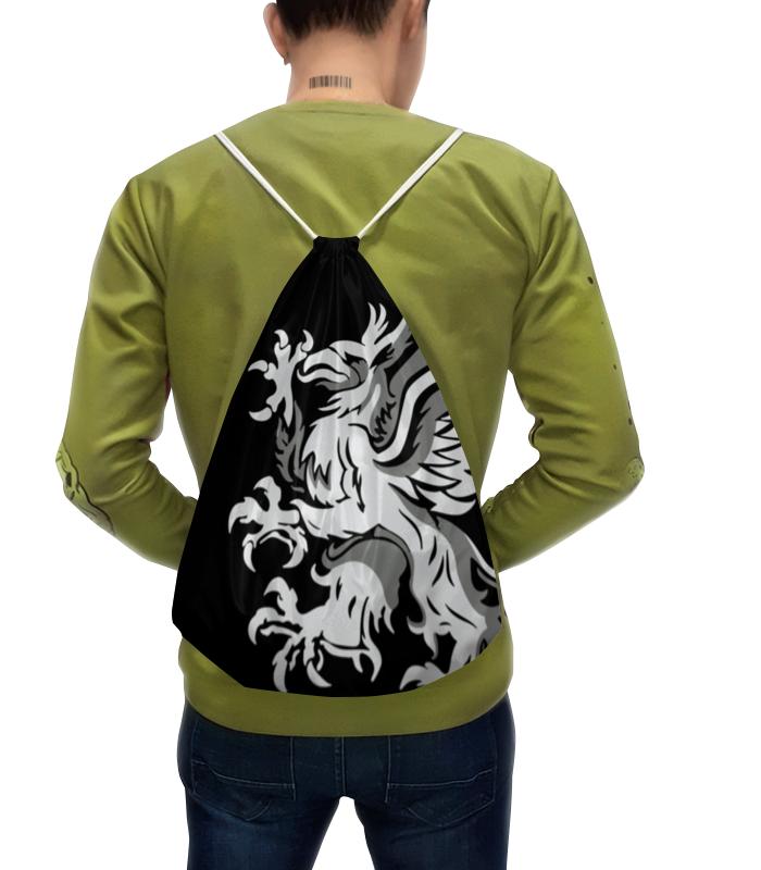 Рюкзак с полной запечаткой Printio Dragon age. серые стражи mojo pax рюкзак black dragon