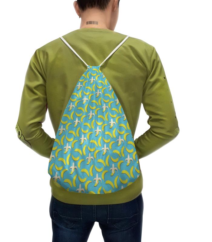 Рюкзак с полной запечаткой Printio Банана! желтый полосатик дальпико рыбсервис 60г