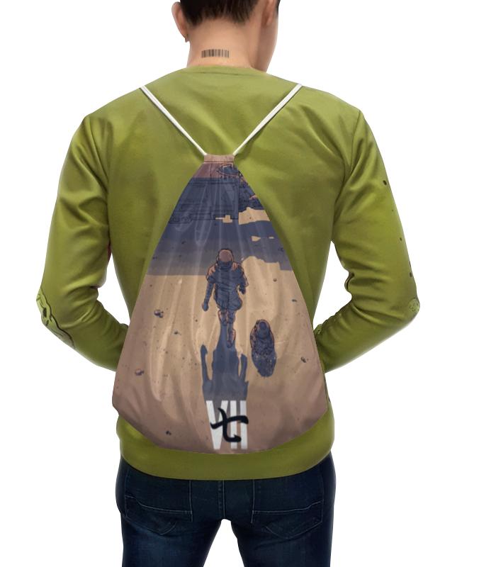 Рюкзак с полной запечаткой Printio Star wars / akira ray's speeder/ спидер рэй