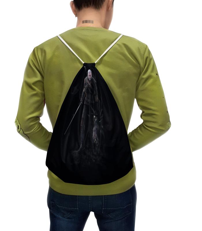 Рюкзак с полной запечаткой Printio Ведьмак рюкзак с полной запечаткой printio имаджинейшн