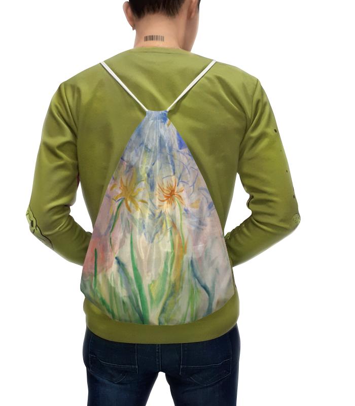 """Рюкзак с полной запечаткой Printio Рюкзак «watercolor"""" printio рюкзак с полной запечаткой"""