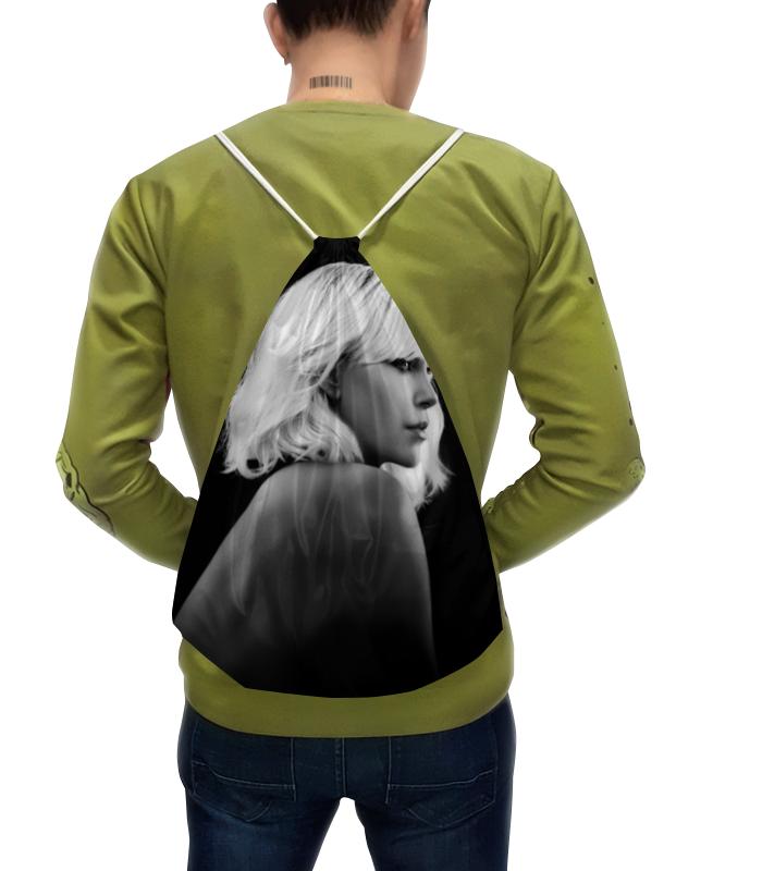 Рюкзак с полной запечаткой Printio Взрывная блондинка борис херсонский одесский дневник 2015–2016 взрывная волна