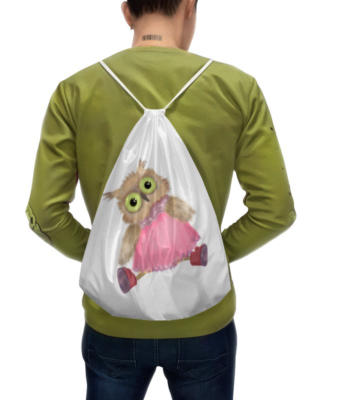 Рюкзак с полной запечаткой Printio Совушка рюкзак с полной запечаткой printio совушка