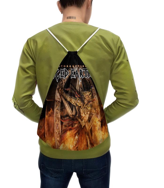 Рюкзак с полной запечаткой Printio Iced earth iced earth festivals of the wicked 2 dvd