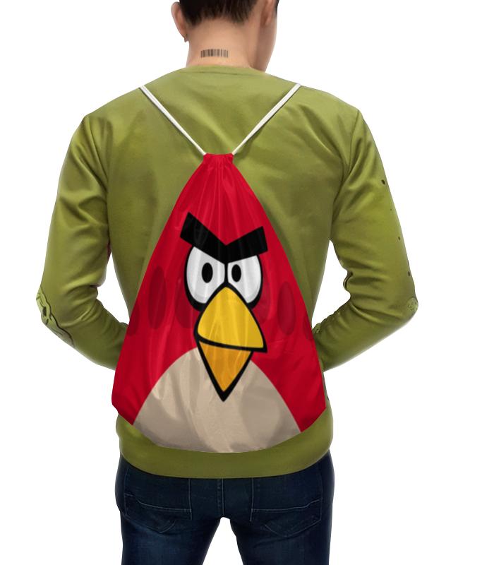 Рюкзак с полной запечаткой Printio Angry birds (terence) академия групп пенал с точилками angry birds